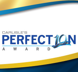 Carlisle's Perfection Award